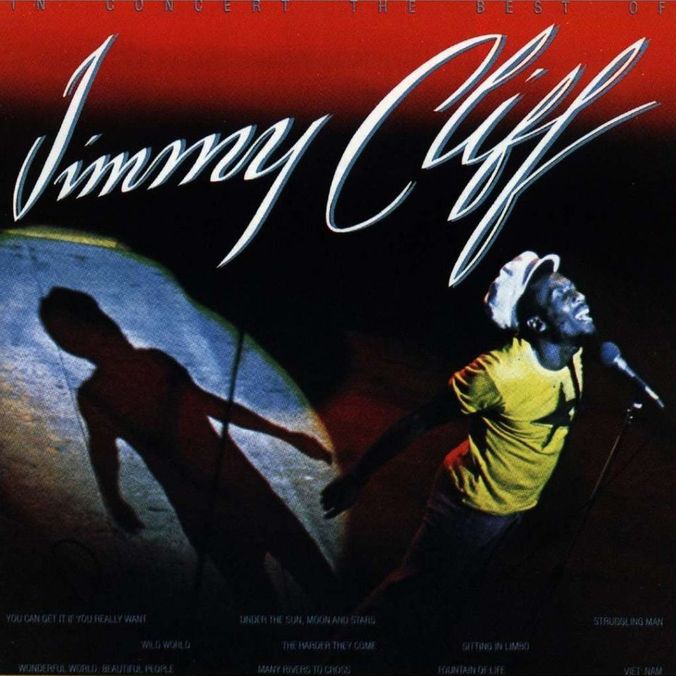 Jimmy Cliff Official Website -Discography, Albums And